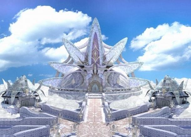 Atlantean-Pyramid