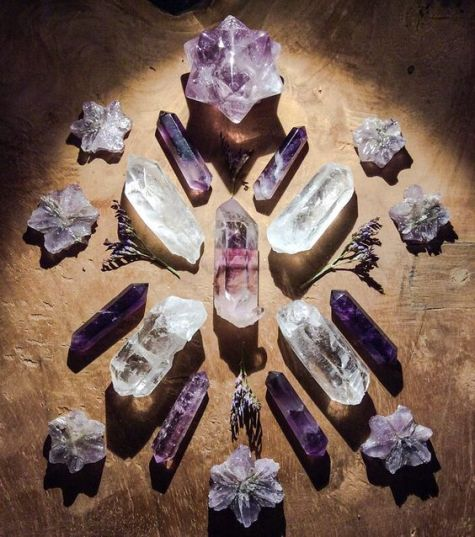 cristaloterapie