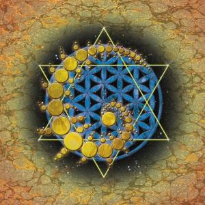 Sacred Geometry Divine Awakening