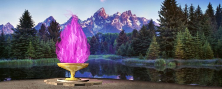 violet-flame-chalice