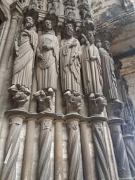 Apostolii la Chartres