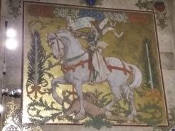 Ioana D Arc in Sacre Coer