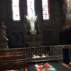 Altar Arhanghel Mihail in Sacre Coer